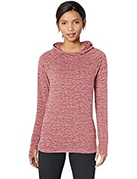 Amazon Essentials Brushed Tech Stretch Popover Hoodie Femme