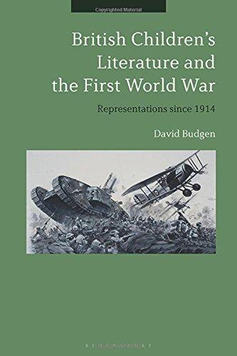 British Children's Literature and the First World War