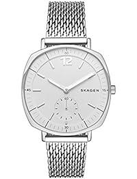 Skagen Damen-Armbanduhr Rungstad Analog Quarz Edelstahl SKW2402
