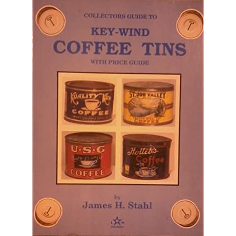 Collectors Guide to Key-Wind Coffee Tins - 1 Lb Tin