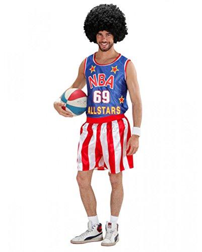 Horror-Shop Kostüm Basketballer für Mottoparties, Junggesellenabaschied & Fasching -