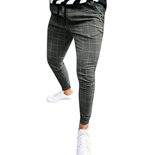 R-Cors✮ Herren | Jogginghose | Trainingshose | Sport Fitness | Gym | Training | Slim Fit | Sweatpants Streifen | Jogging-Hose | Stripe Pants (Diesel-baumwoll-jersey)