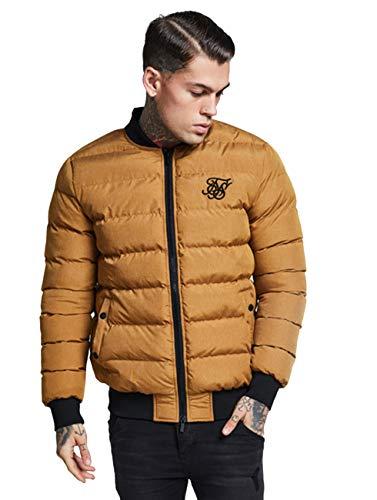 Sik Silk Jacke Herren AERO Jacket SS-13411 Beige, Größe:XL