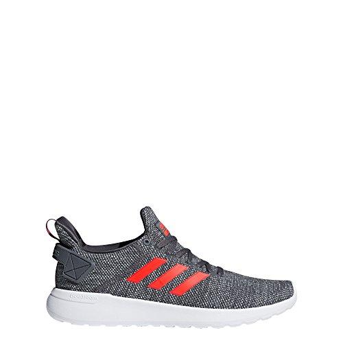 Preisvergleich Produktbild adidas Herren Lite Racer BYD Laufschuh,  Grau (Grey Five / Solar Red / White),  46 EU M