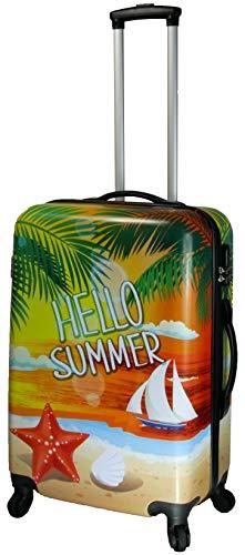 Valise Rigide METZELDER Summer Garantie 1 an Voyage...
