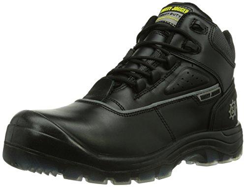 Safety Jogger Cosmos, Chaussures de sécurité homme Noir - Schwarz (Black 210)
