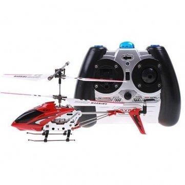 Syma S107 S107G 3 CH RC ferngesteuerter Hubschrauber/Helikopter mit GYRO (Rot)
