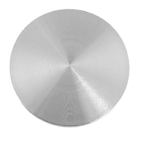 0,85 cm Diámetro de la cuerda redondo aluminio disco Hardware para mesa...