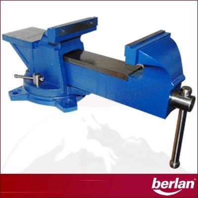 Berlan Parallel - Schraubstock 150 mm - 19 kg / drehbar - 2