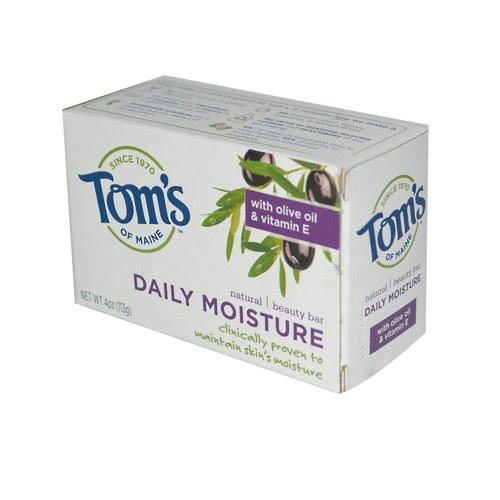 Sage Deodorant Beauty Bar 4oz soap bar by Tom's of