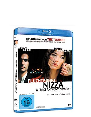 Bild von Fluchtpunkt Nizza - Wer ist Anthony Zimmer? [Blu-ray]