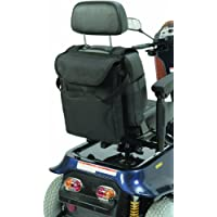 Drive Medical RT-5022 - Mochila para scooter para personas de movilidad reducida, color negro