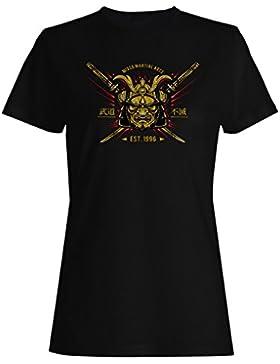 Artes marciales mixtas Novedad camiseta de las mujeres q19f