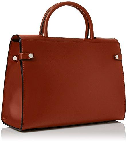 Fiorelli Damen Harlow Tasche, Einheitsgröße Braun (Tan Deboss)