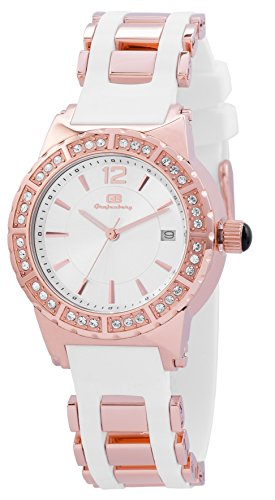 Grafenberg - Damen -Armbanduhr- GB208-387