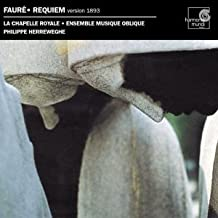 Fauré : Requiem (version 1893) (SACD hybride)
