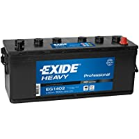 W638SE Exide Heavy Duty Commercial Professional Battery 12V 140Ah EG1402 - ukpricecomparsion.eu