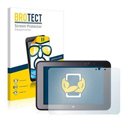2X BROTECT HD Clear Bildschirmschutz Schutzfolie für Pokini Tab A8 (kristallklar, extrem Kratzfest, schmutzabweisend)