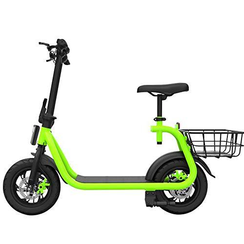 XHHXPY Elektrofahrrad Faltbares Mountainbike Elektrisches Fahrrad Lithium-Batterie Elektroroller-Lithiumbatteriefahrrad des Tragbaren Erwachsenen Autos des Elektrischen Faltenden Fahrrades