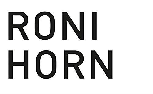 Cuaderno Del Artista Roni Horn (Cuadernos de Artista Matador) por Roni Horn