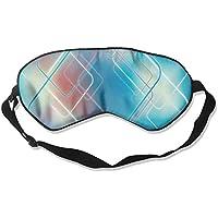 Blue Abstract Pattern Sleep Eyes Masks - Comfortable Sleeping Mask Eye Cover For Travelling Night Noon Nap Mediation... preisvergleich bei billige-tabletten.eu