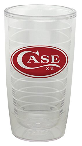 CASE XX Knives Tervis Tumbler with Red Logo