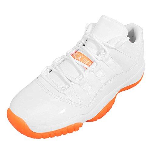 Nike Air Jordan 11 low Citrus (40 / 7 us / 6 uk) 580521 139 white