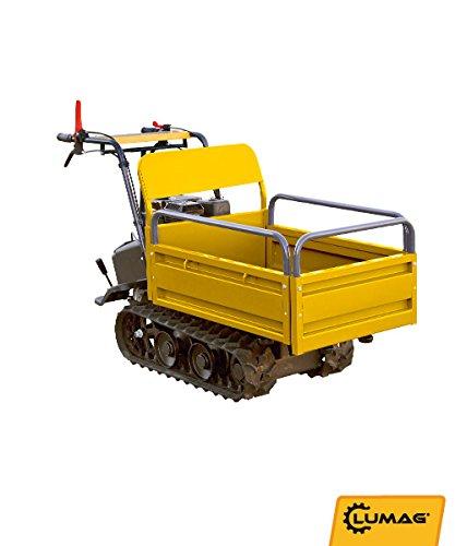 LUMAG Miniraupendumper Motorschubkarre MD350 ***NEU***