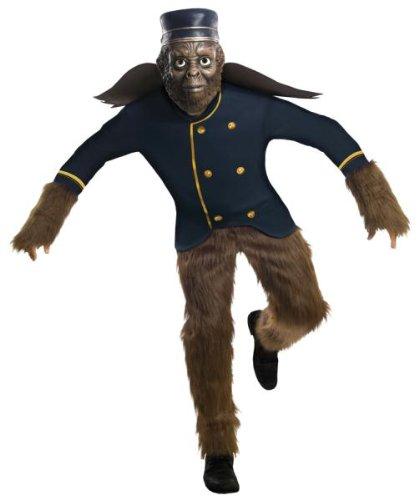 Fliegender AFFE Kostüm für Erwachsene - Oz Finley - Unigröße (Fliegende Affen Kostüm)