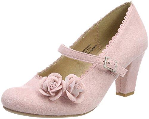 Andrea Conti Hirschkogel by Damen 3002724 Pumps, Pink (Rosa), 41 EU