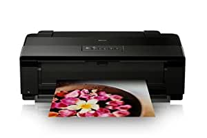 Epson Stylus Photo 1500W Farb-Tintenstrahldrucker (WiFi, USB 2.0) schwarz