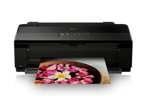 epson surecolor Epson Stylus Photo 1500W Farb-Tintenstrahldrucker (WiFi, USB 2.0) schwarz
