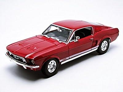 Maisto 531166 Ford Mustang Fastback 1967 - Coche a escala1:18 por Maisto