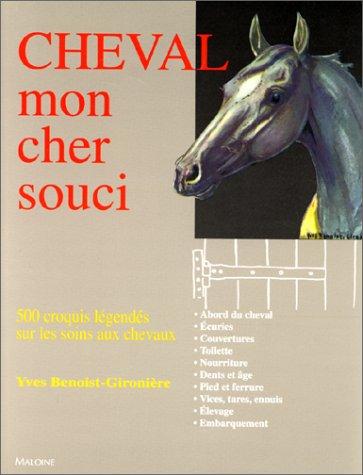 Cheval mon cher souci par Yves Benoist-Gironière