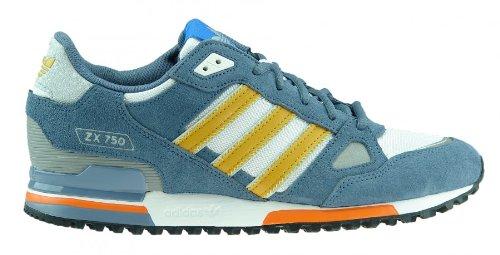 Adidas ZX 750 slate/stglor/runwht slate/stglor/runwht
