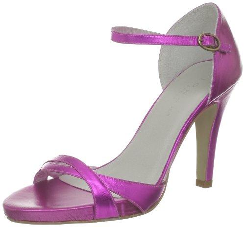 JONAK 11212 088-11212ME/E3, Sandali col tacco donna rosa (Rose (Fushia))