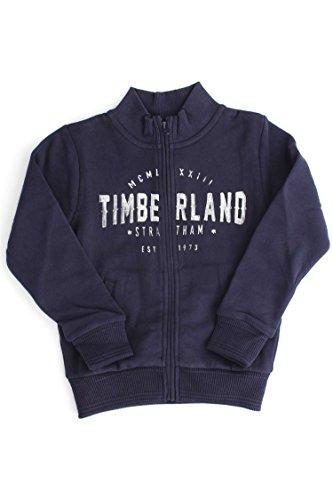 Timberland - Gilet garçon T25m33 85t Indigo Blue Timberland