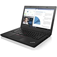 Lenovo 20FU001KGE HD Notebook (Intel core_i5 500GB HDD, 4GB RAM, Intel HD Graphics 520GB Bluetooth, Ethernet LAN, WLAN Windows 7 Professional) schwarz