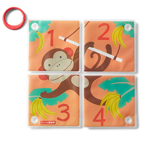 Skip Hop Count and Play Bath Puzzle