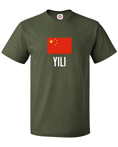 t-shirt-yili-city-green