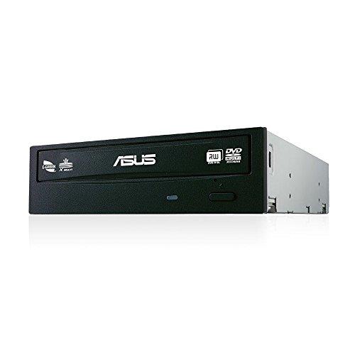 Asus 90DD01V0-B20010 DVD-RW DRW-24F1MT Retail E-Grün Silent schwarz (Optisches Laufwerk Drw)