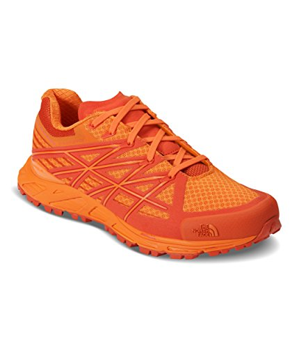 The North Face M ULTRA ENDURANCE, MAN, Color: EXBRNCOR/TBTNOR, Size: 45.5 EU (12 US / 11 UK)