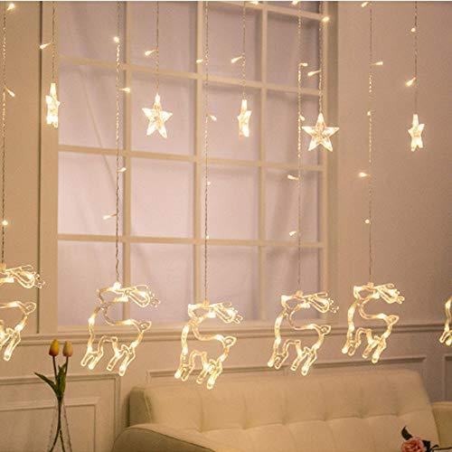 W&z luce stringa indoor outdoor led string luci natale decorazione lampada illuminazioni,b