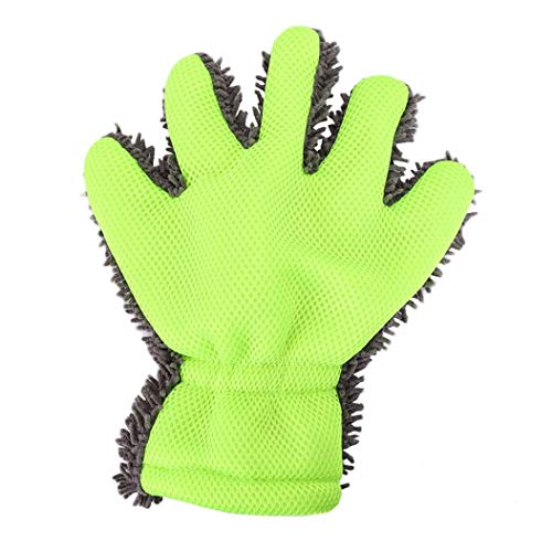 Montague Smart Car Wash Gloves Fine Wool
