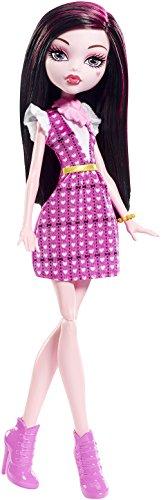 Monster High Mattel DKY18 - Modepuppe, Draculaura, ()