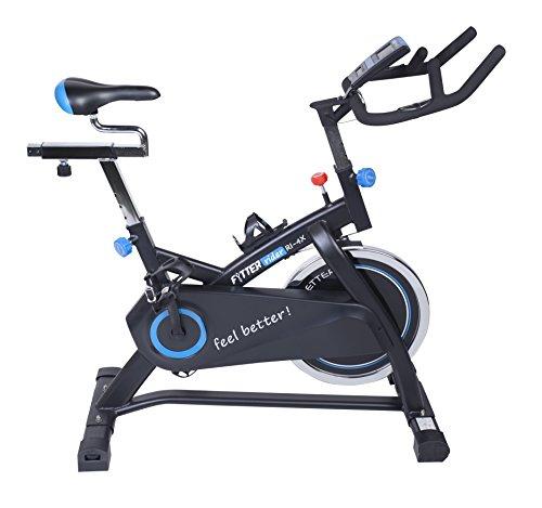 Fytter Bicicleta Indoor Rider Ri-4X Negro