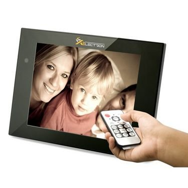 XElectron 8 inch Digital Photo Frame with Remote