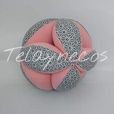 Pelota Montessori gotas tiras: Amazon.es: Handmade
