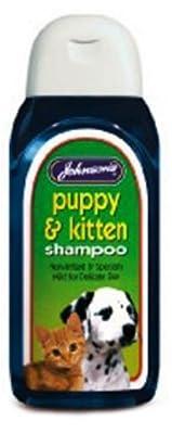 Johnsons Veterinary Products Ltd Jvp Puppy & Kitten Shampoo