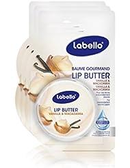 Labello - Baume Gourmand Vanille Lot de 3